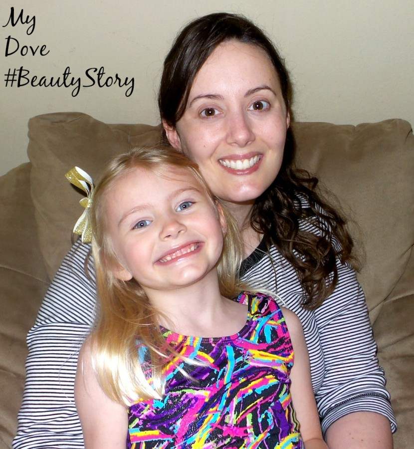 dove beauty story