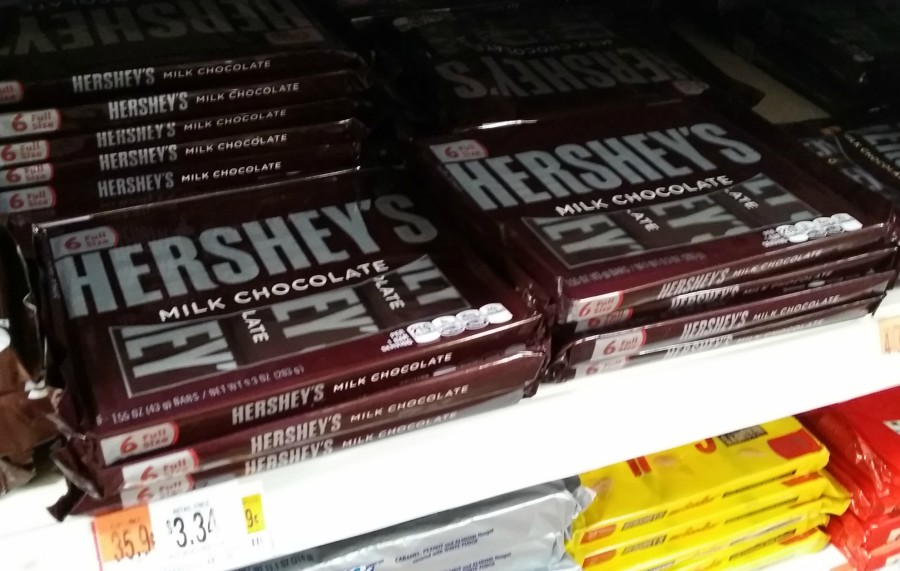 hersheys bar