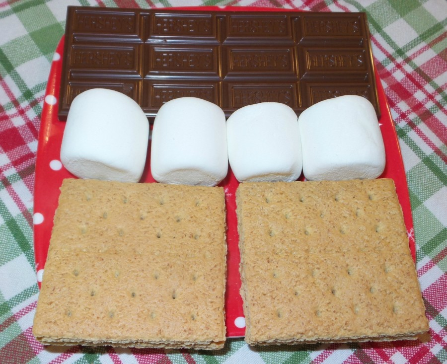 smores ingredients 3