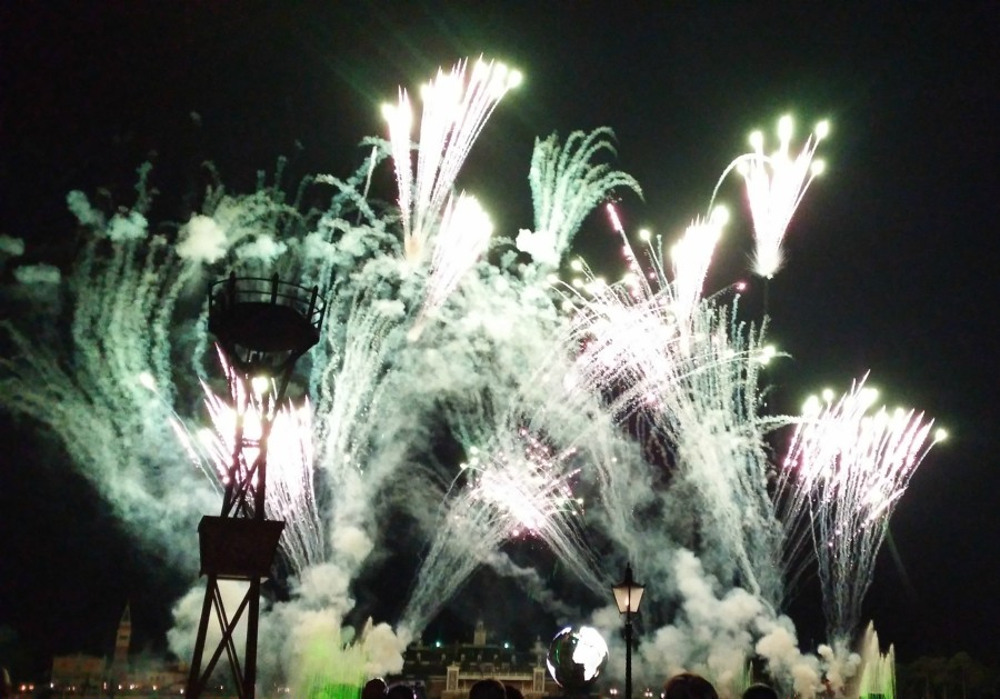 epcot illuminations