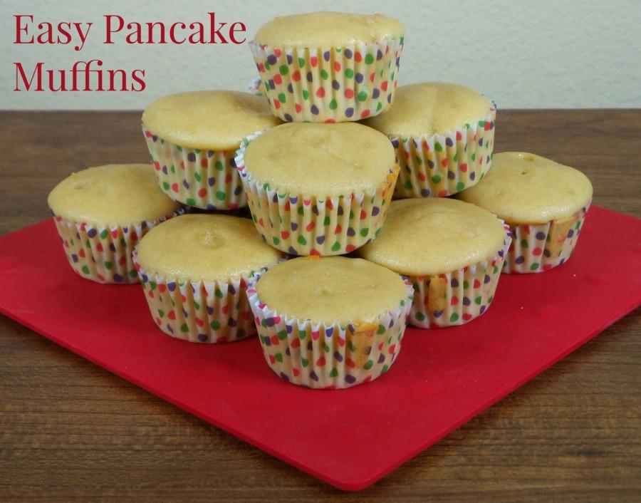 Super simple pancake muffins family fun journal pancake muffins printable recipe ccuart Image collections
