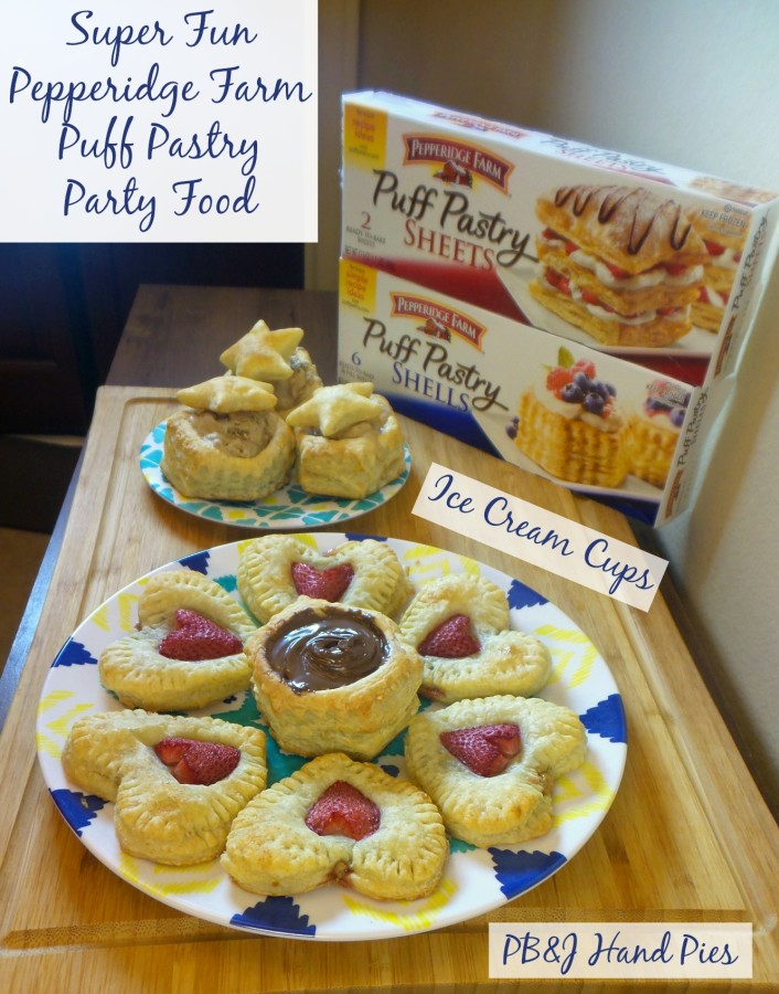 pepperidge farm party food