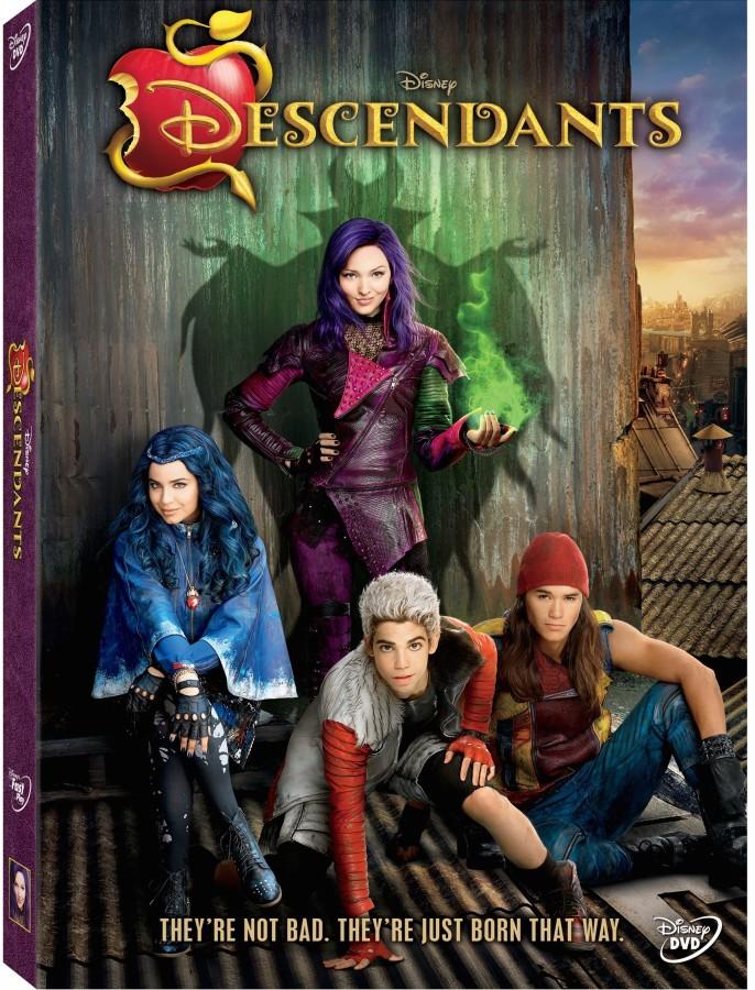 Disney Descendants DVD
