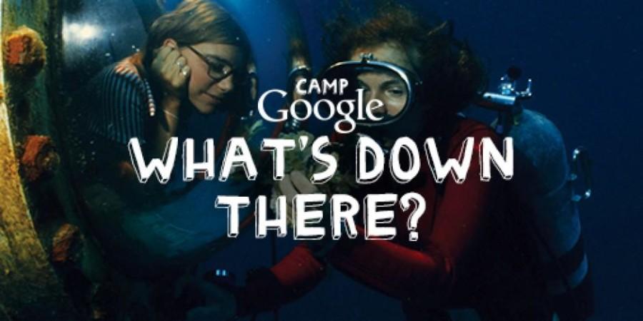 camp google ocean week