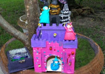 Disney Fairy Godmother House