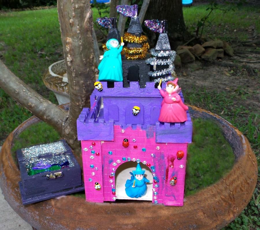 disney fairy godmother house