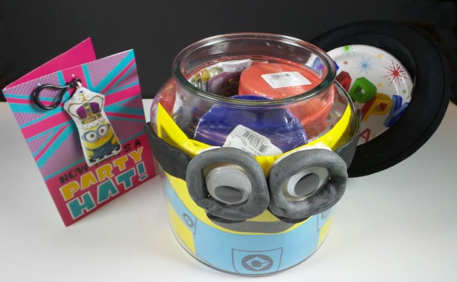 diy minion party kit