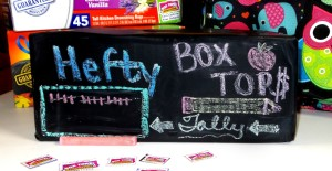 Hefty Box Tops Storage