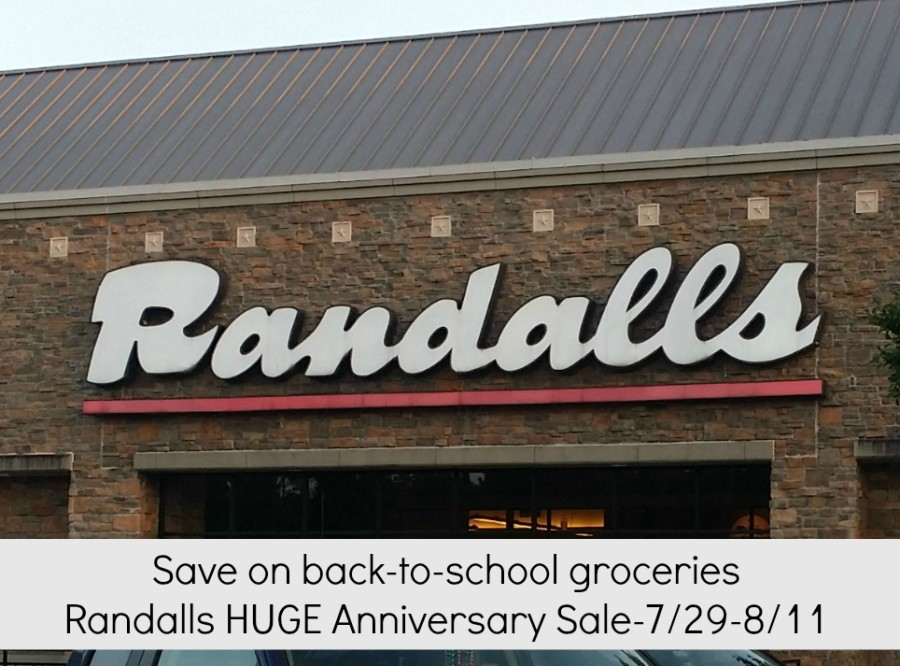 randalls huge anniversary sale #ahugesale