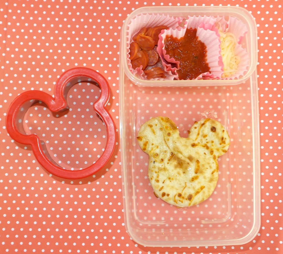 disney school lunch idea
