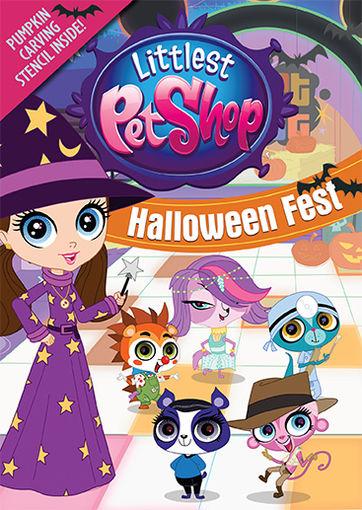 littlest pet show halloween fest