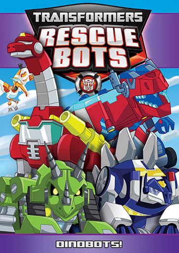 rescue bots dinobots