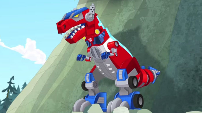 transformers rescue bots dinobots