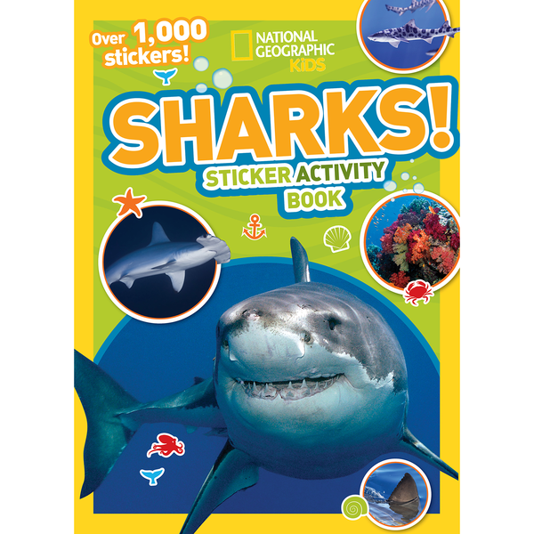sharks national geographic kids