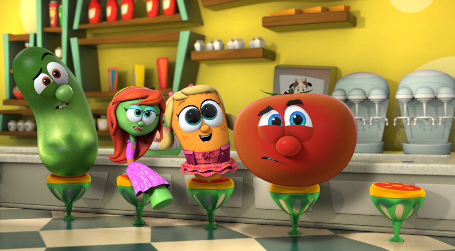 veggietales in the house 1