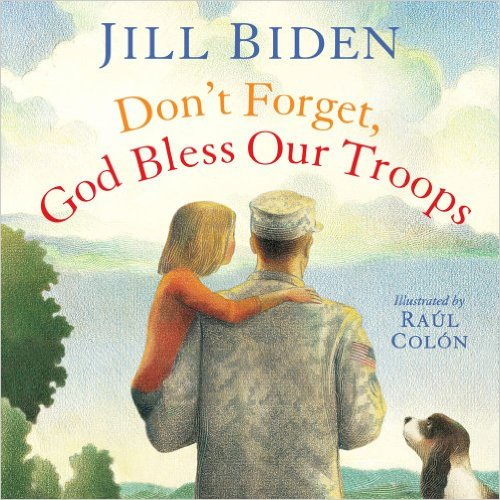 dont forget God bless our troops