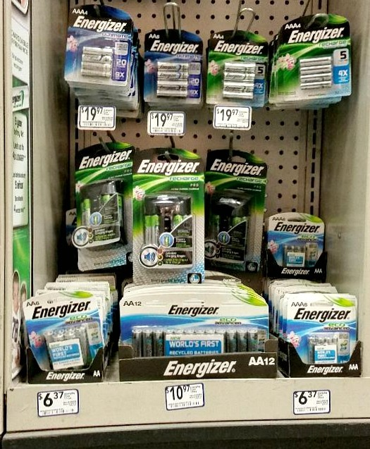 energizer lowes