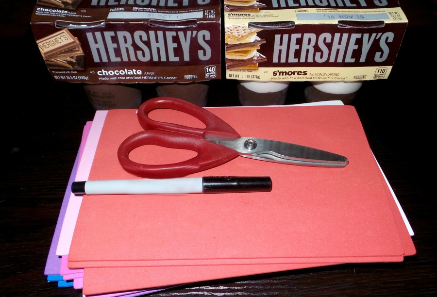 hersheys pudding animals supplies