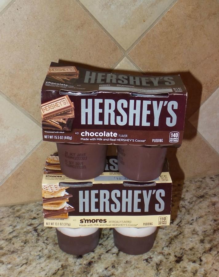 hersheys pudding