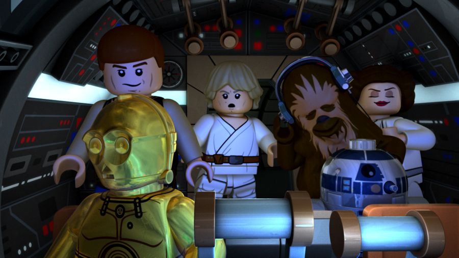 lego star wars yoda chronicles 2