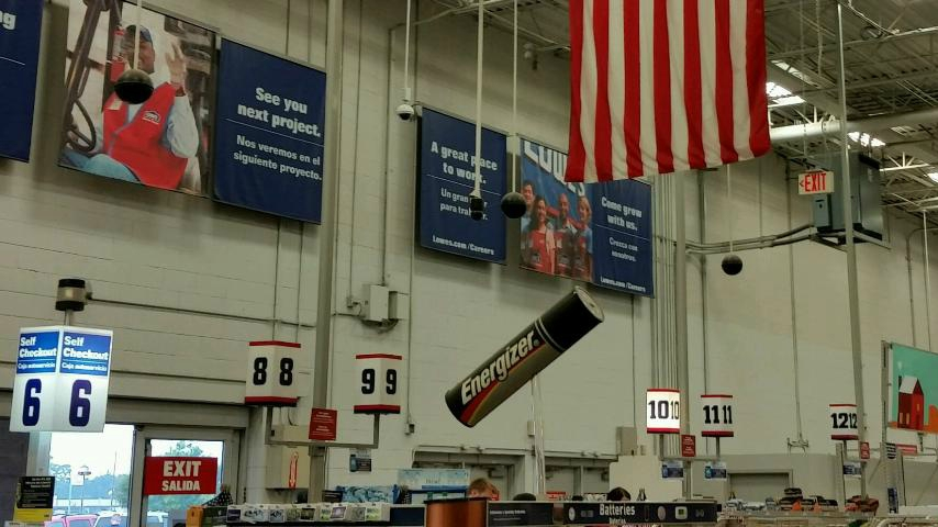 lowes energizer battery