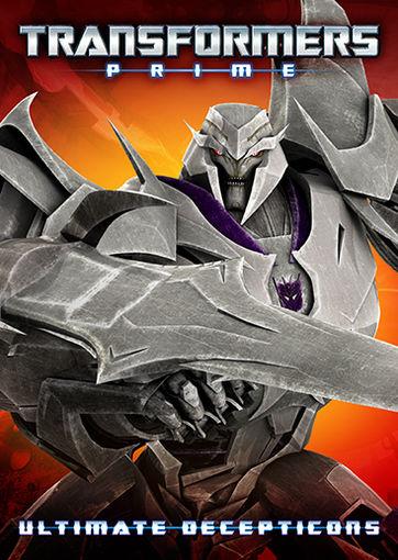 transformers ultimate decepticons