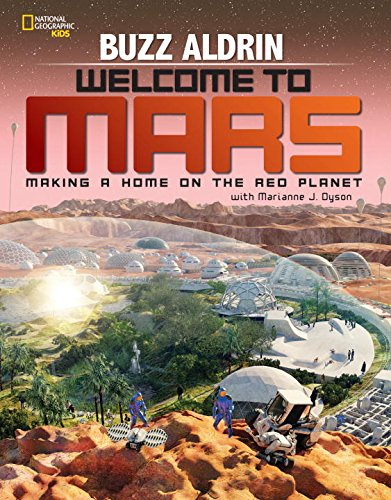 welcome to mars buzz aldrin