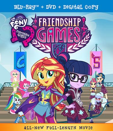 equestria girls friendship games