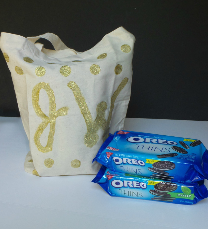 tote bag oreo thins