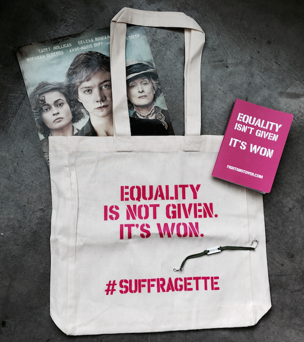 Suffragette promo kit image