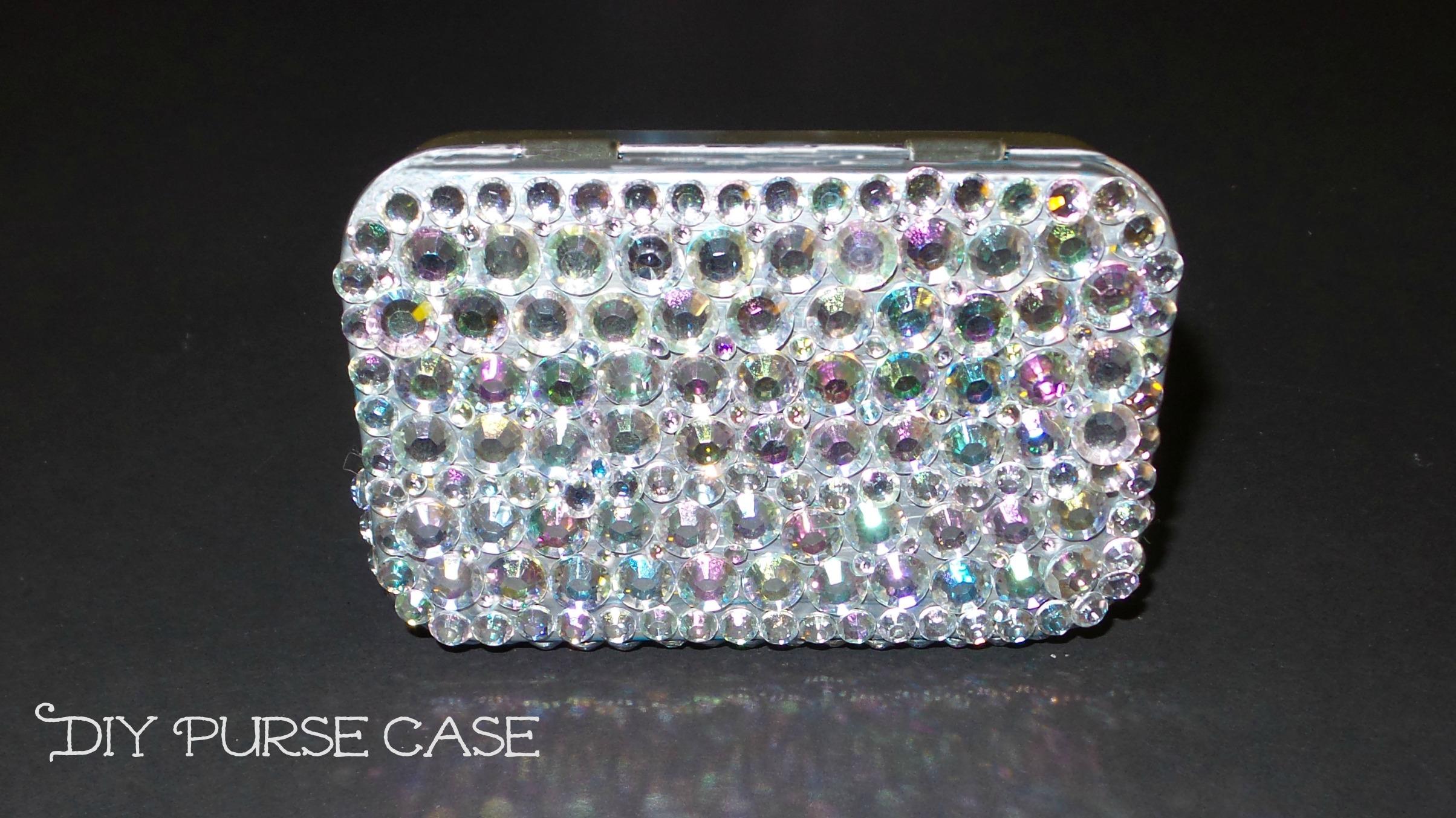 diy purse case