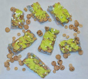 Star Wars Galactic Debris Breakfast Bars
