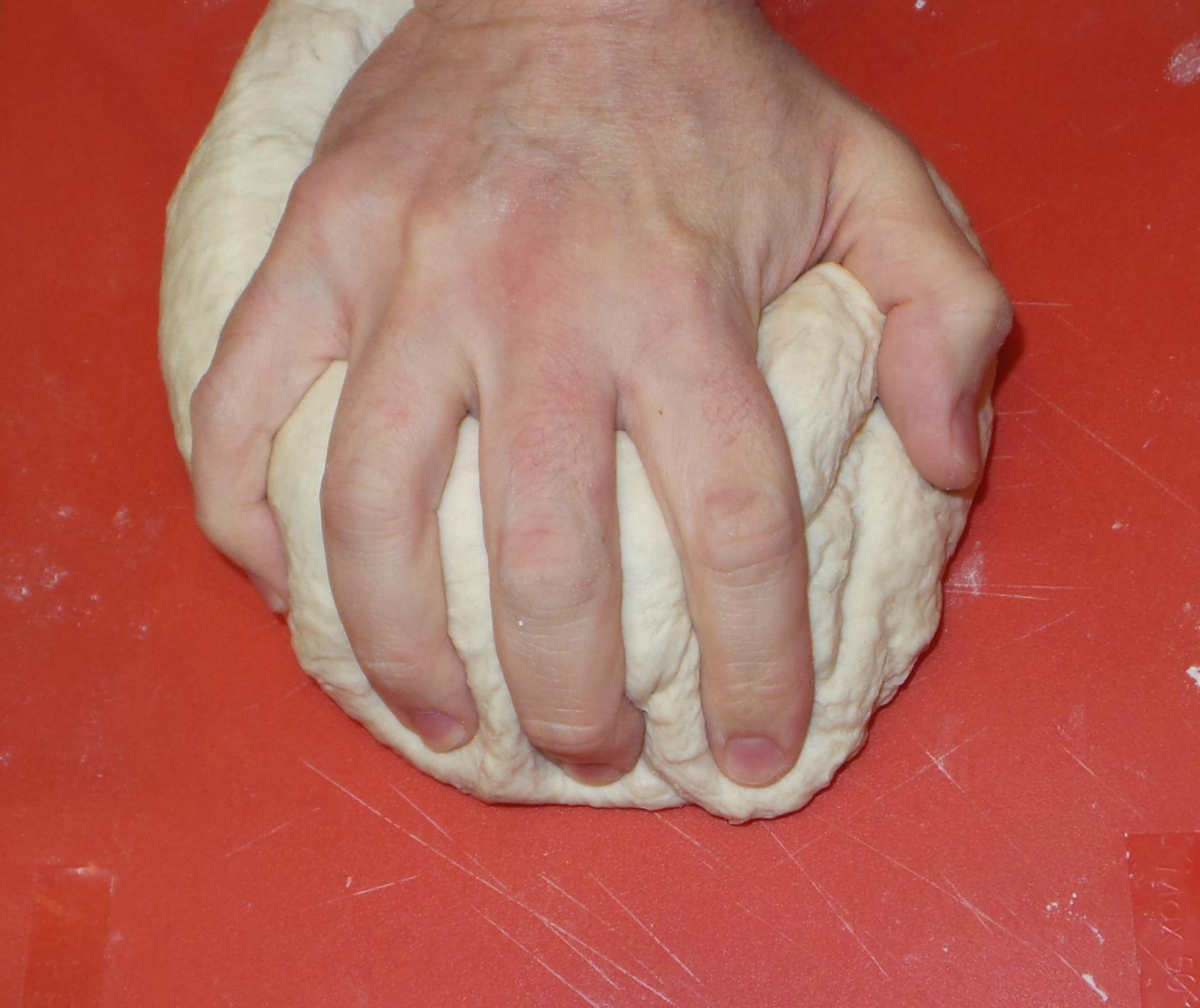 dough knead