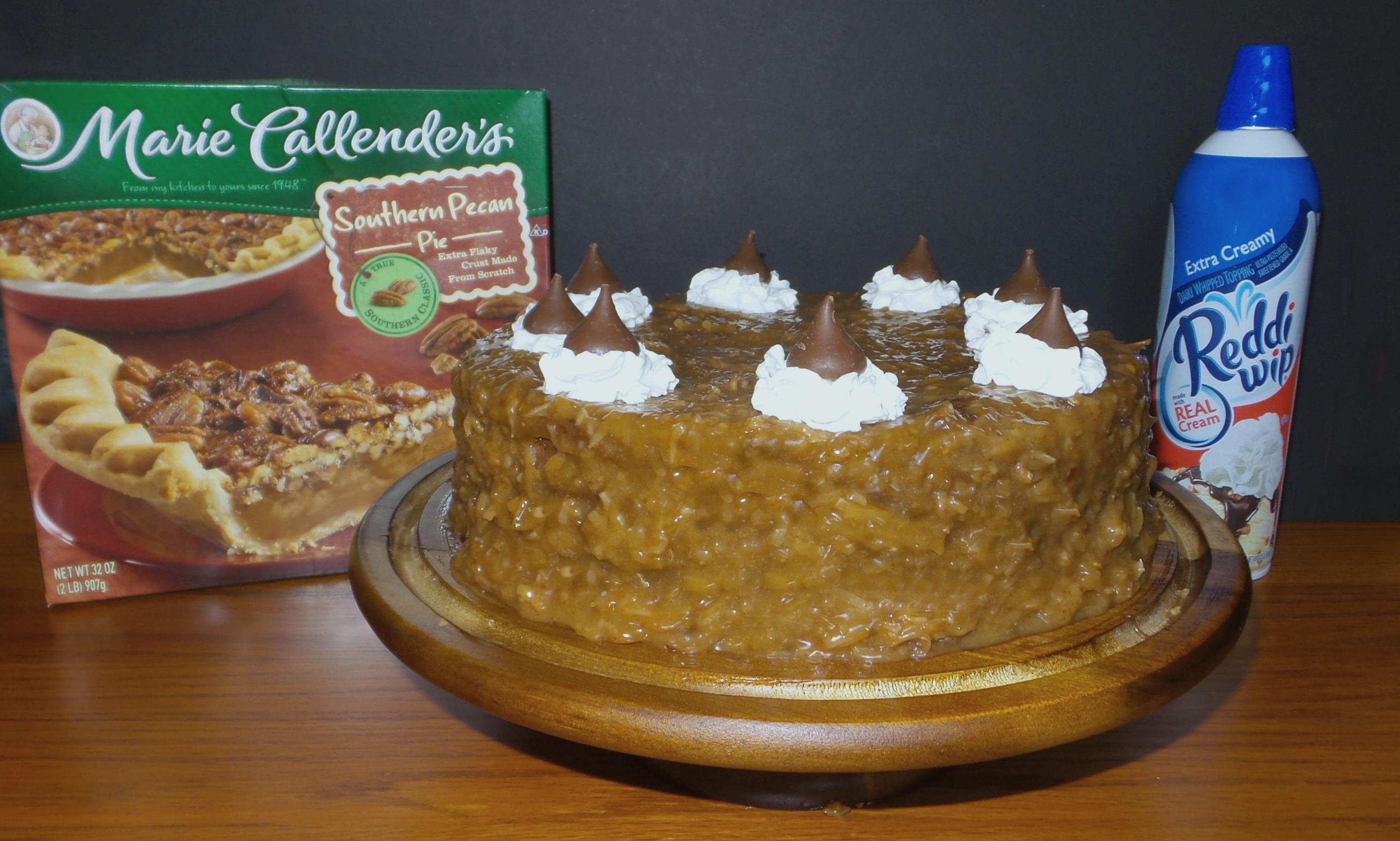 german chocolate piecaken final
