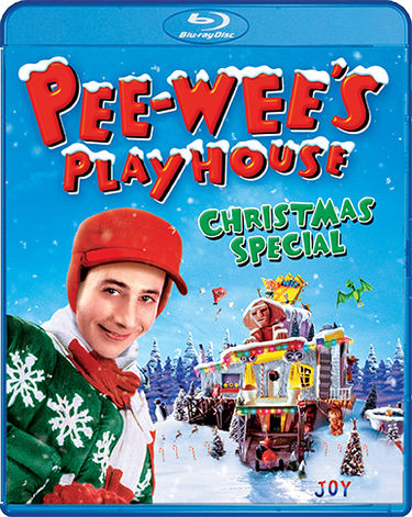 pee wees playhouse christmas