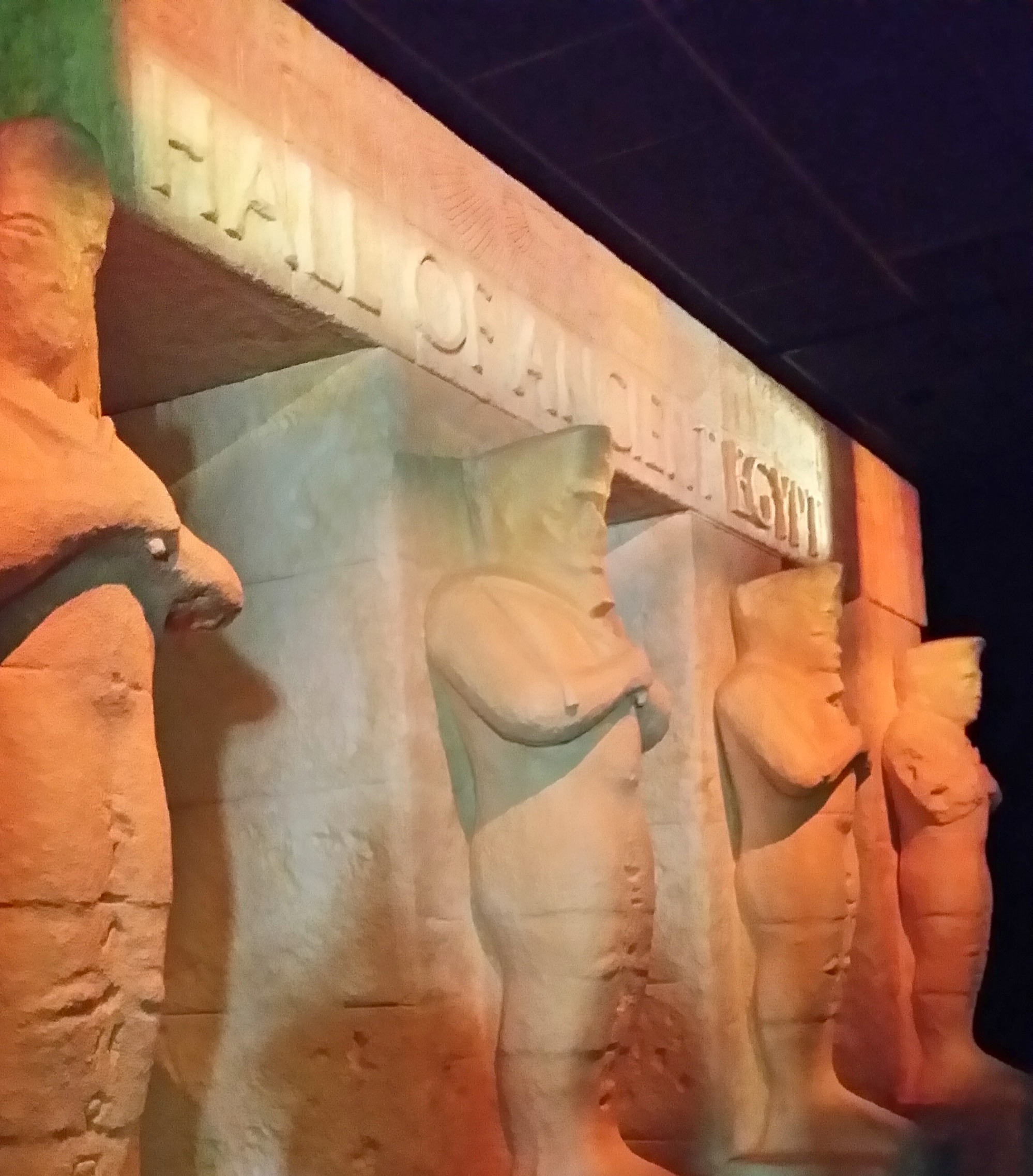 Houston Museum Natural Science Egypt