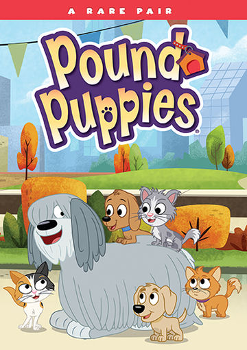 pound puppies a rare pair