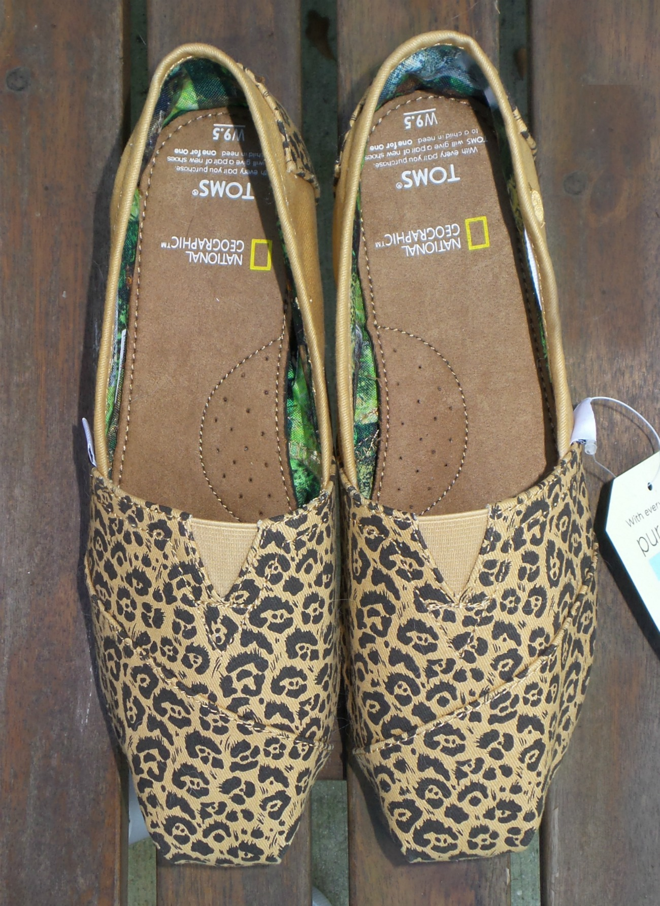 national geographic toms shoes