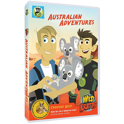 wild kratts australian adventures