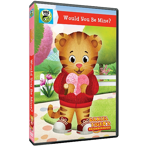 daniel tiger would you be mine