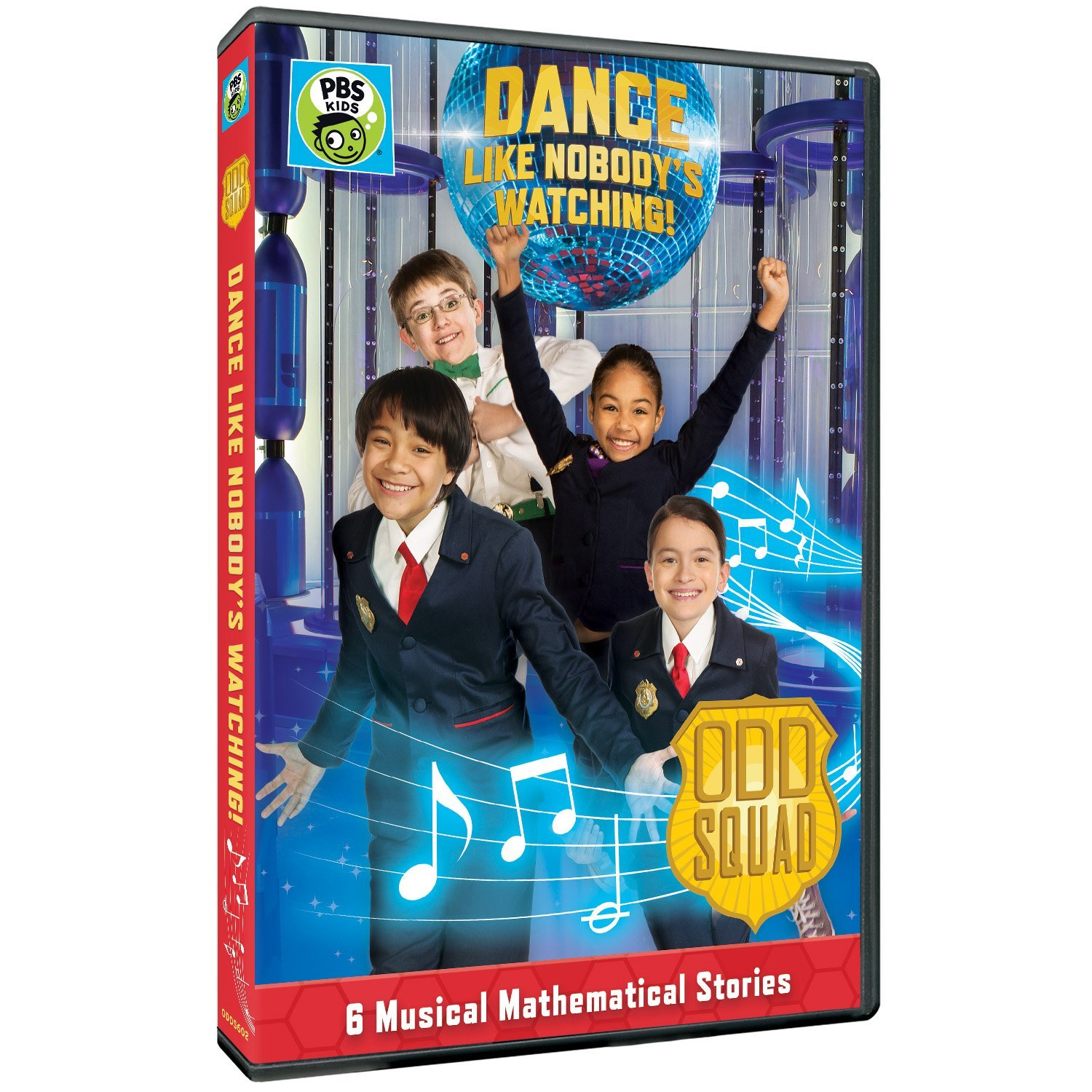 odd squad dance like nobody's watching