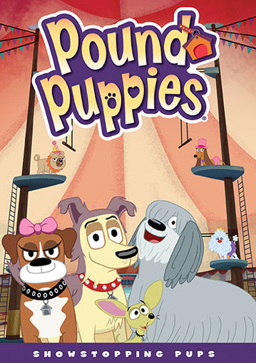 pound puppie showstopping pups dvd