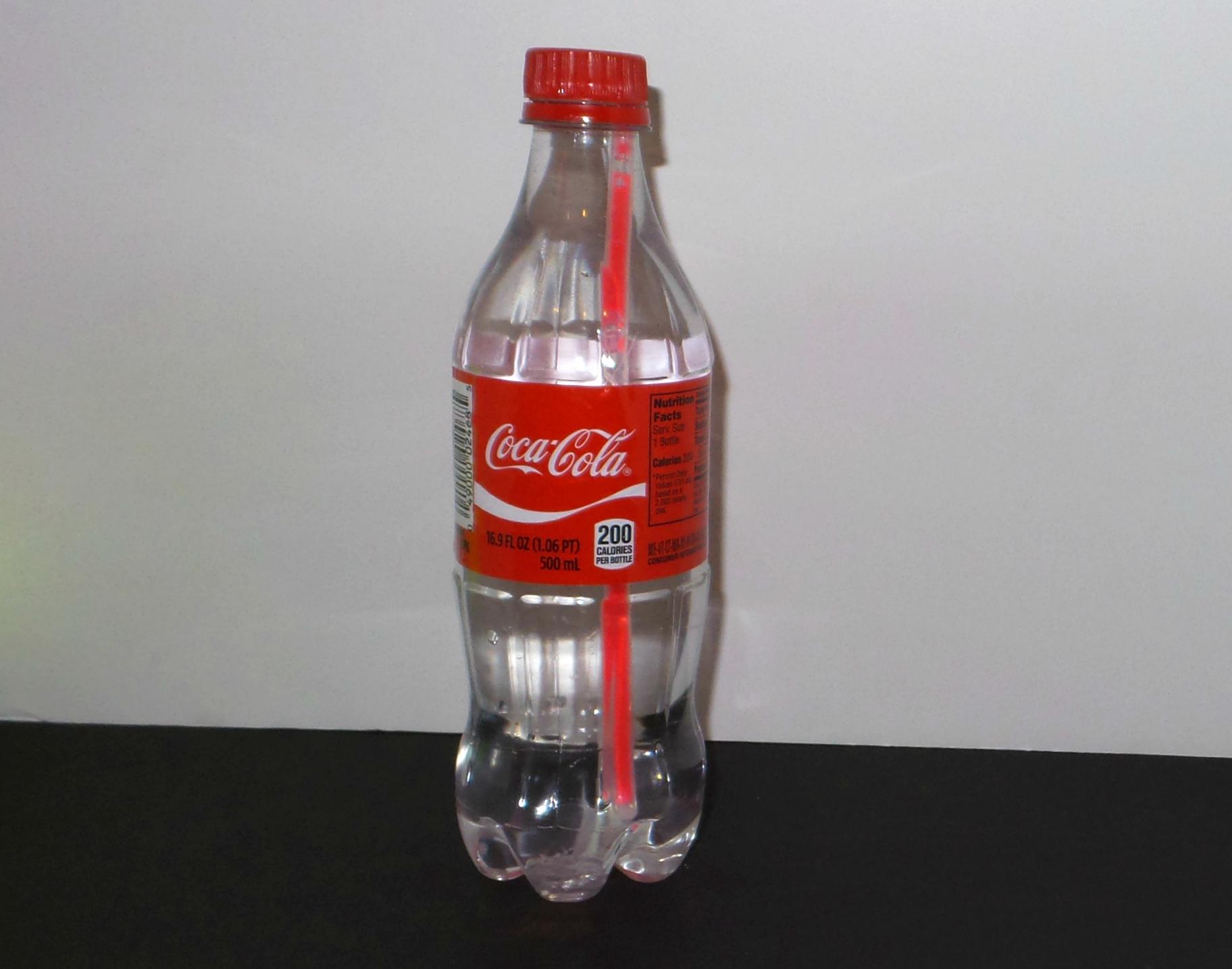 coca cola bowling final step