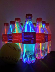 DIY Coca Cola Bottle Rock & Bowl
