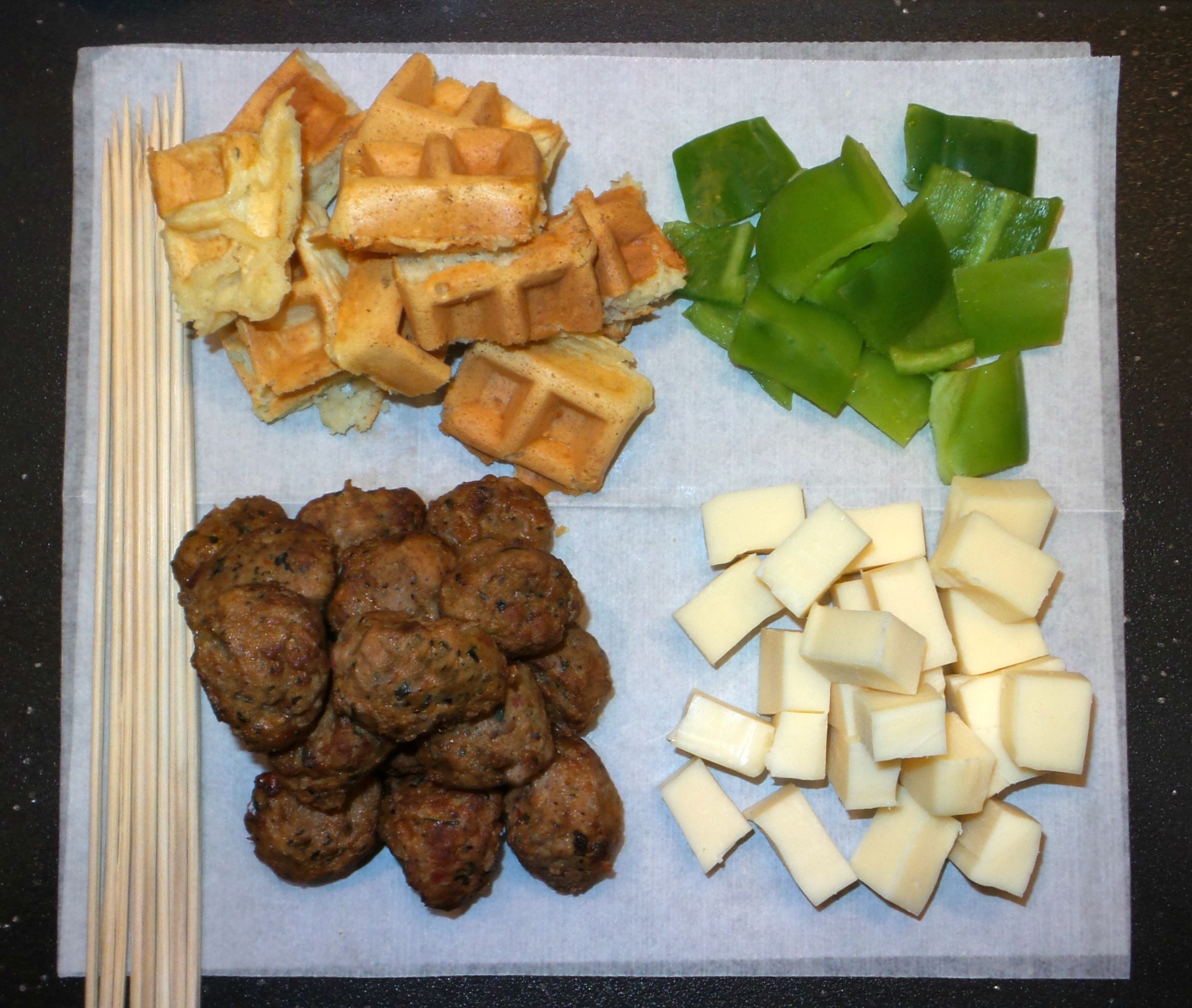 skewer ingredients