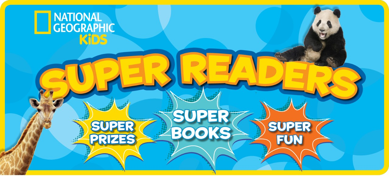 national geographic super readers