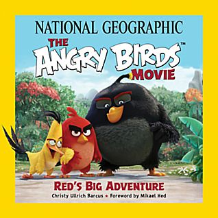 national geographic angry birds movie