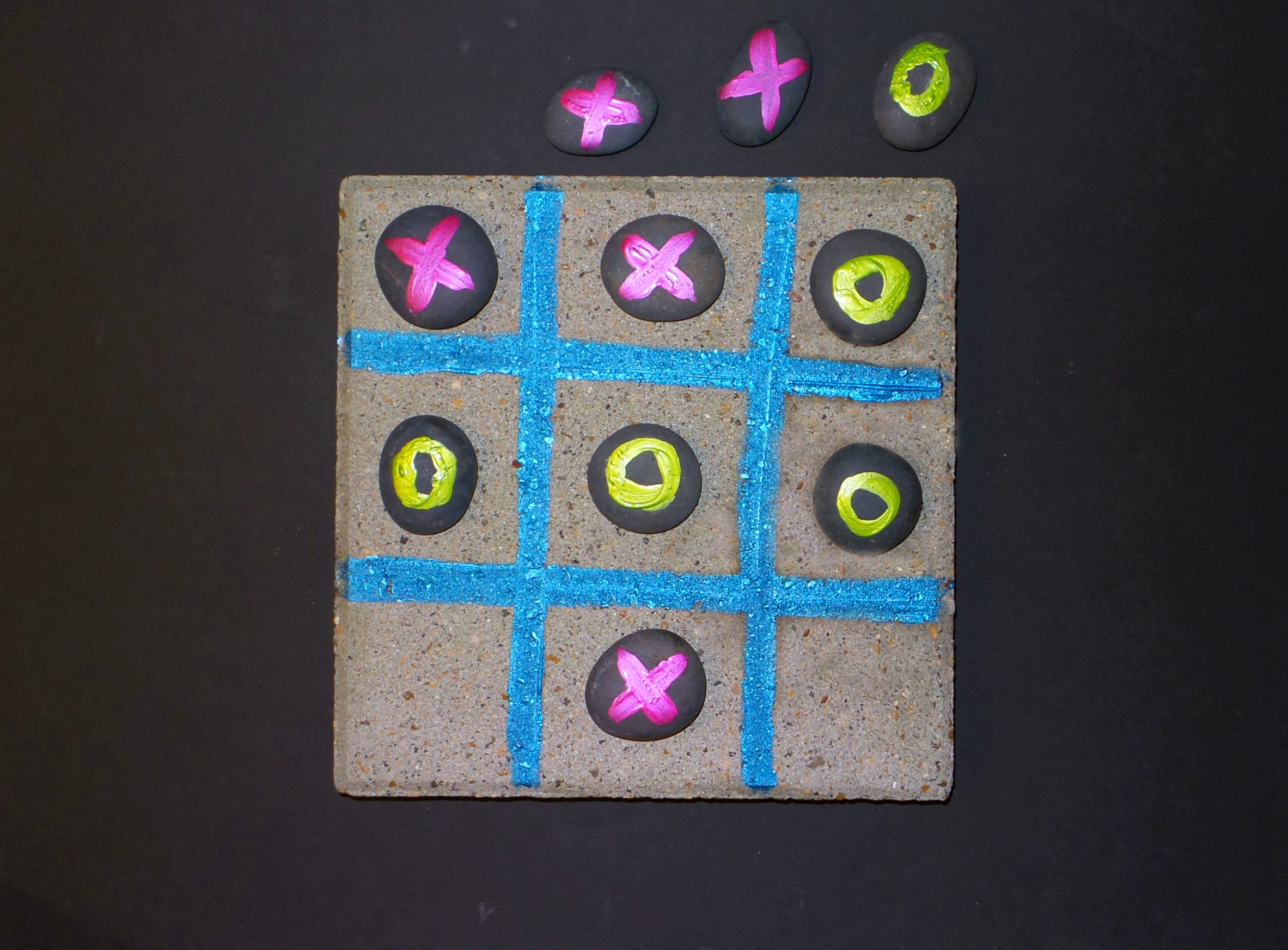 tic tac toe game final