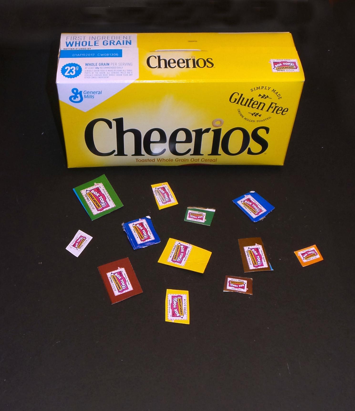 cheerio hero