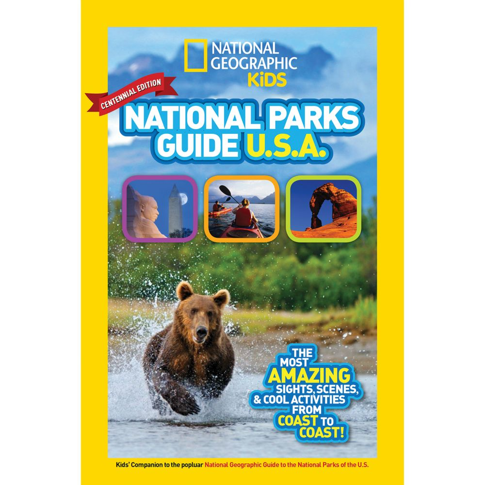 National Parks Guide USA